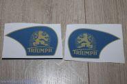 Наклейки Triumph