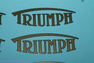 Деколи Triumph